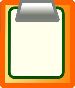 Clipboard clip art at clker com vector clip art 3