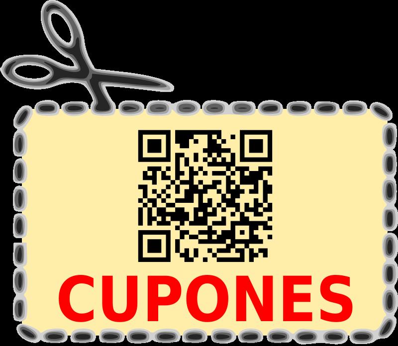 Coupon clip art template 2