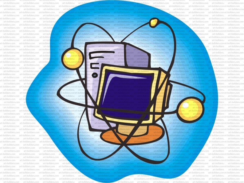 Internet clipart 6