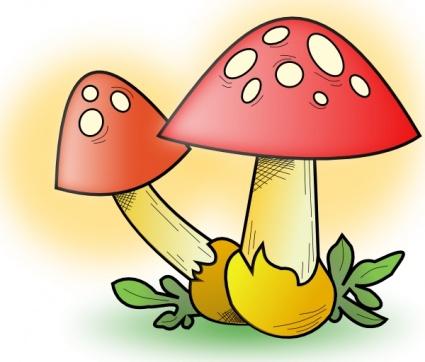 Mushroom clip art vector mushroom graphics clipart me
