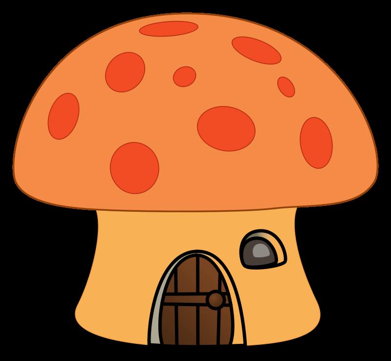 Mushroom free clipart 1freedownloads