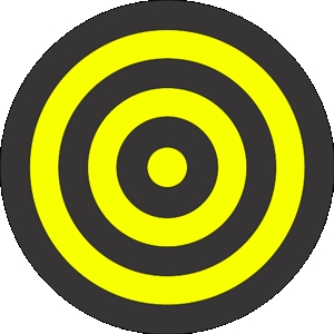 Bullseye afd4e6 6 4f9e 9baa 5be0d6c clip art