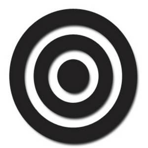 Bullseye clipart free clipart