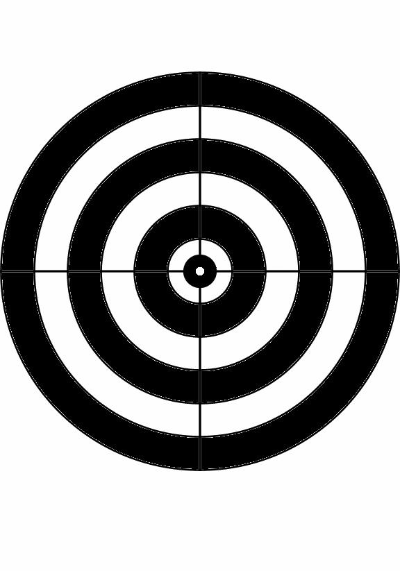 Bullseye images clipart