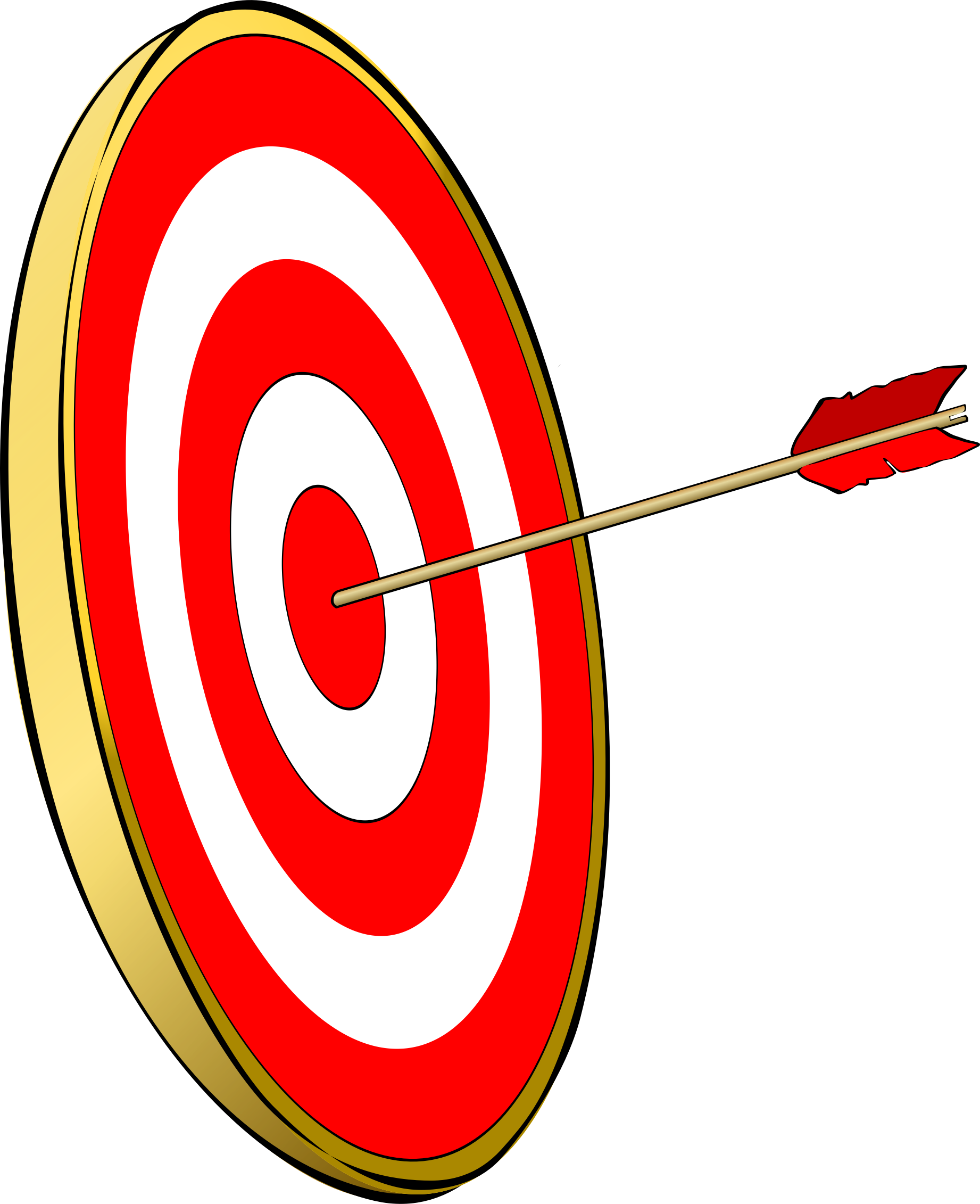Clipart bullseye