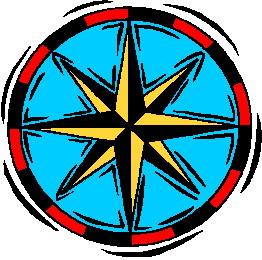 Compass clip art at vector clip art 2 clipartcow
