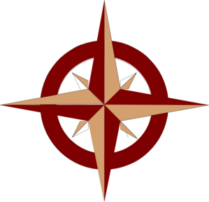 Compass clipart 0 north starpass clip art vector clipartwiz 2