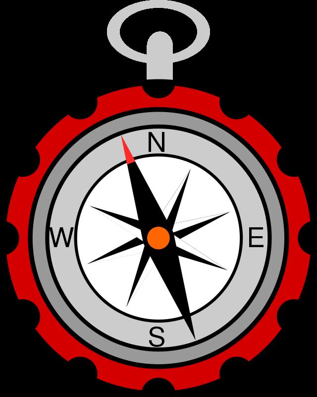 Compass pass clip art 0