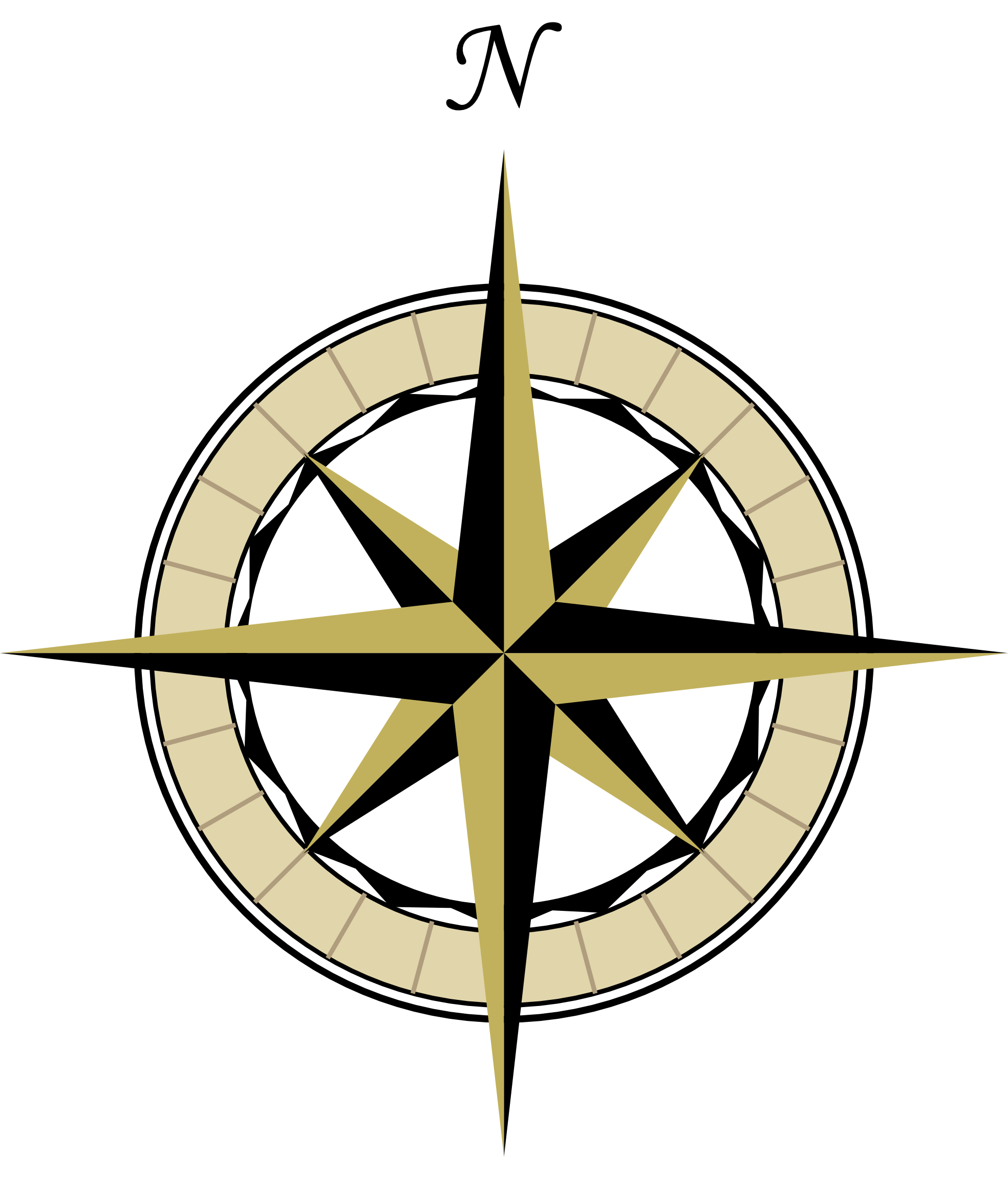 Compass redpass rose clip art vector clip art free clipartwiz