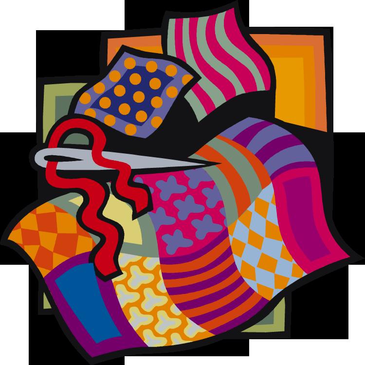 Free quilt clip art