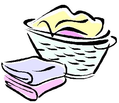 Laundry clip art