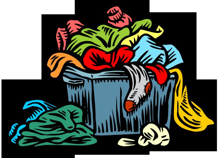 Laundry clipart 3
