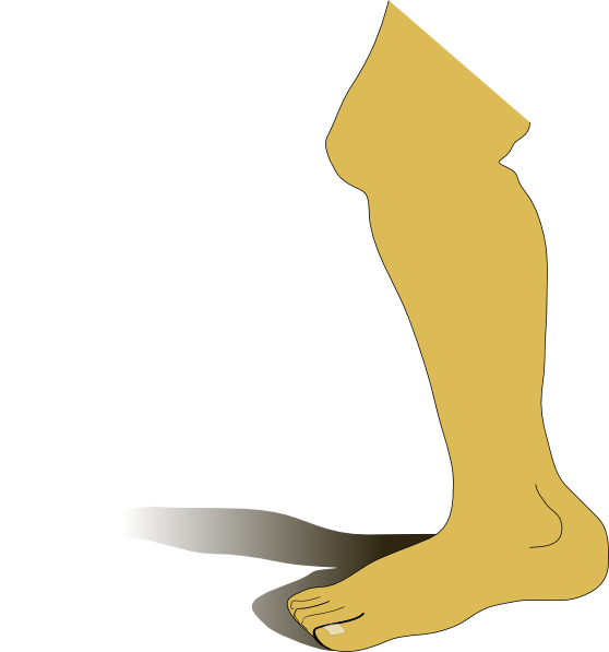 Leg clip art at clker vector clip art free 2