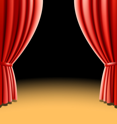 Theater stage curtains clip art theatre curtain mylocalguide site
