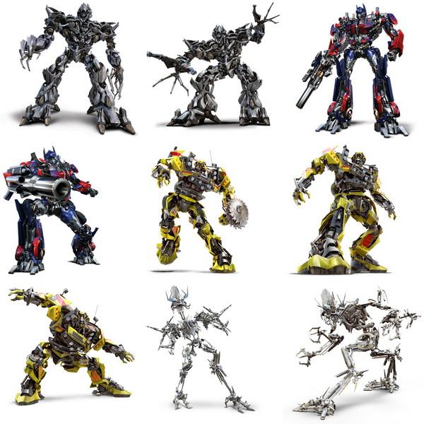 Transformer clip art