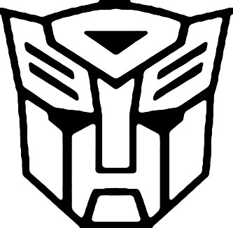 Transformers autobot symbol clipart