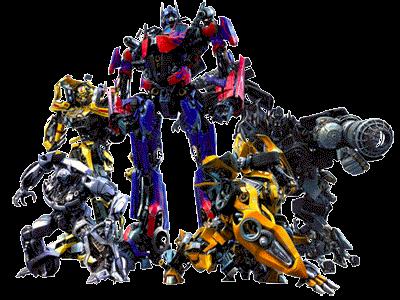 Transformers clip art 11