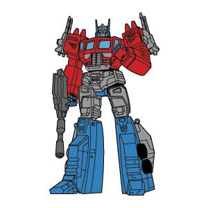 Transformers clip art 2
