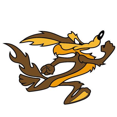 Coyote clip art vector coyote 4 graphics clipart me