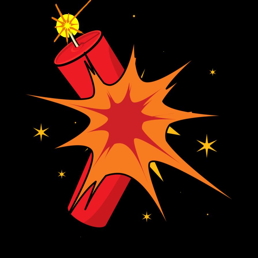 Dynamite explosion clipart danasrhn top