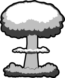 Explosion clipart clipart clipart clipartcow