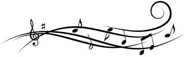 Musical clipart 2