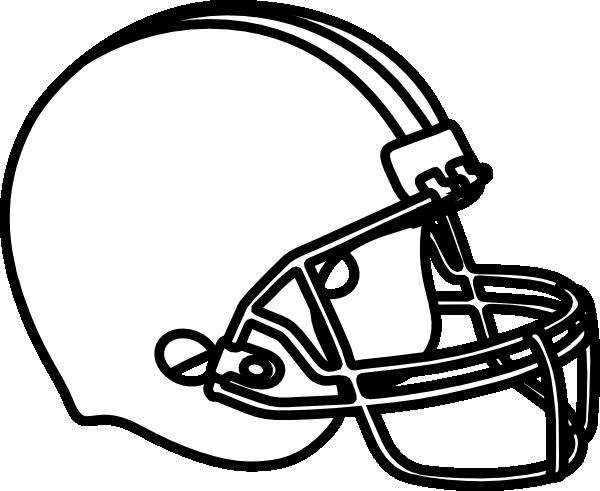 Pink football helmet clip art vector clip art