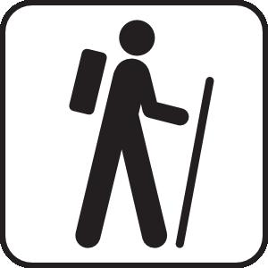 Hiker carictitures clip art free danasrhp top 2
