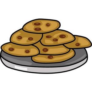 Dessert clip art cookies clipart
