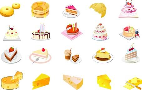 Dessert clip art vector dessert graphics clipart me