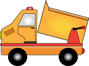 Dump truck tonka trucks clip art danasrfa top image #32165