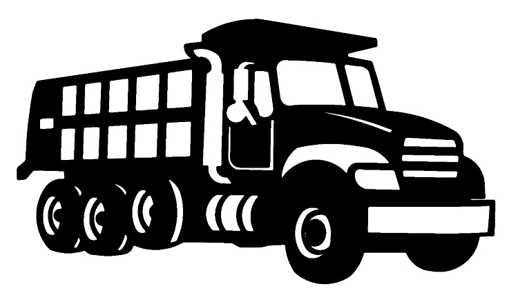 Dump trucks clip art danasrfg top