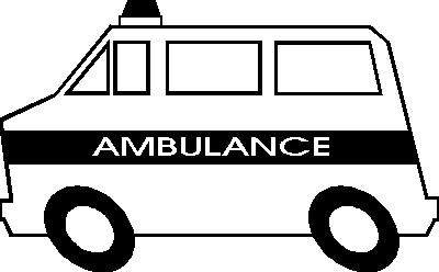 Ambulance clipart vector clip art free design image #32694 | {Ambulance clipart 35}