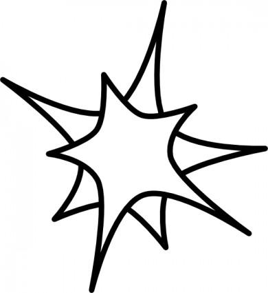 Sparkle clipart free clipart images
