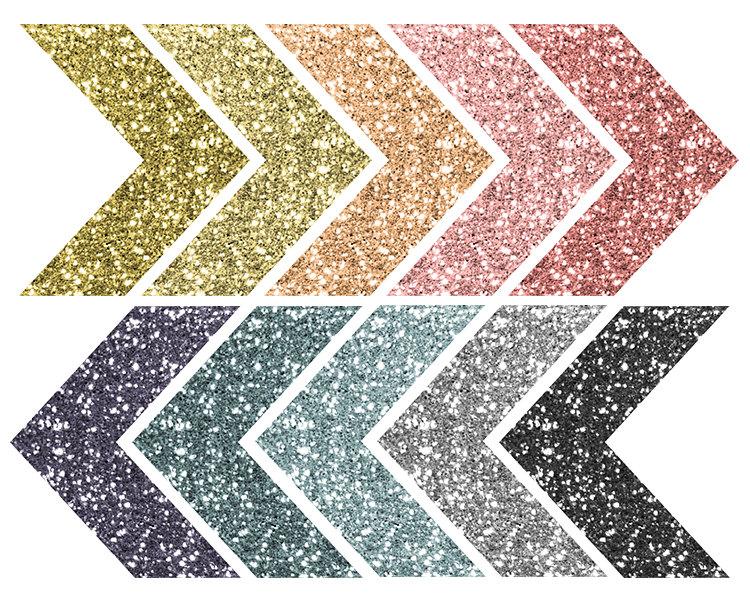 Sparkle sparkling arrows clipart