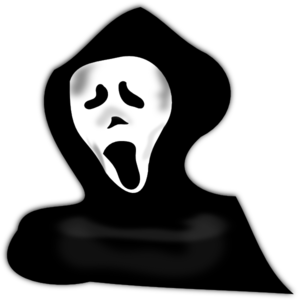 Ghost scary clip art at clker vector clip art