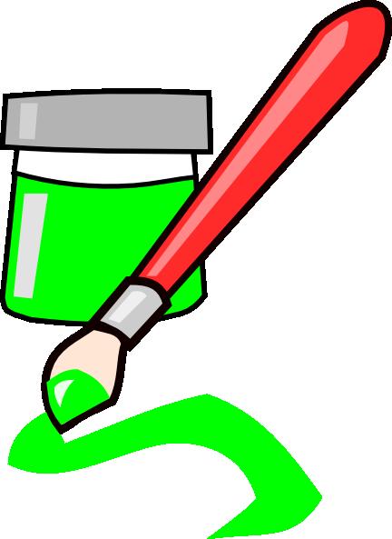 Paint clipart 2