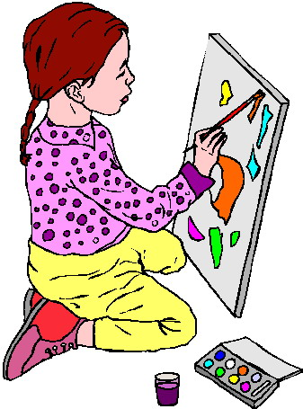 Paint clipart free clipart images
