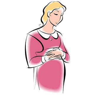 Pregnancy clip art