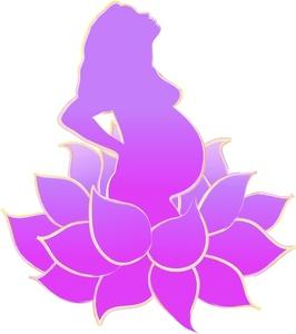 Pregnancy pregnant clipart silhouette clipart
