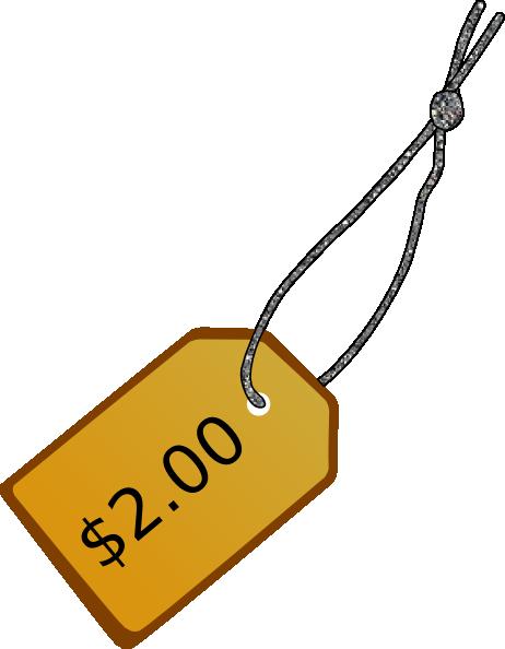 Price tag clip art at clker vector clip art 3