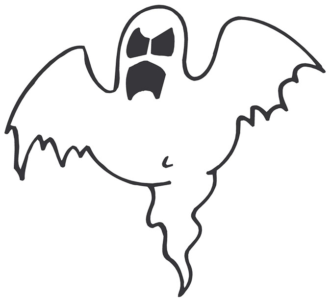 Scary clip art pictures free clipart images