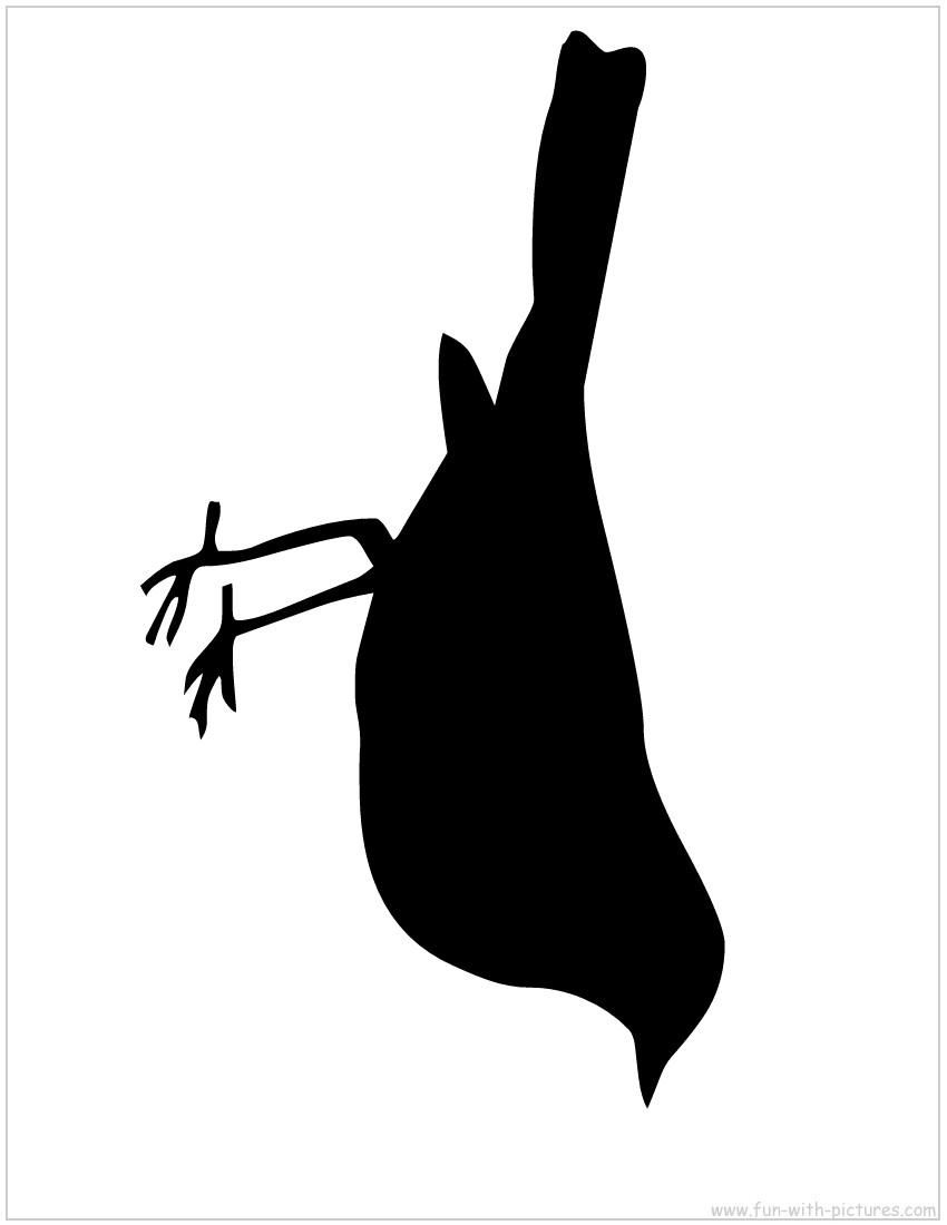 Bird silhouette birdie silhouette clip art danaspab top 2
