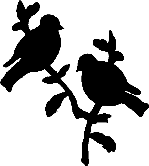 Bird silhouette clip art free clipart 2