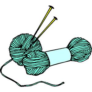 Black and white clip art knitting danaspaj top 2