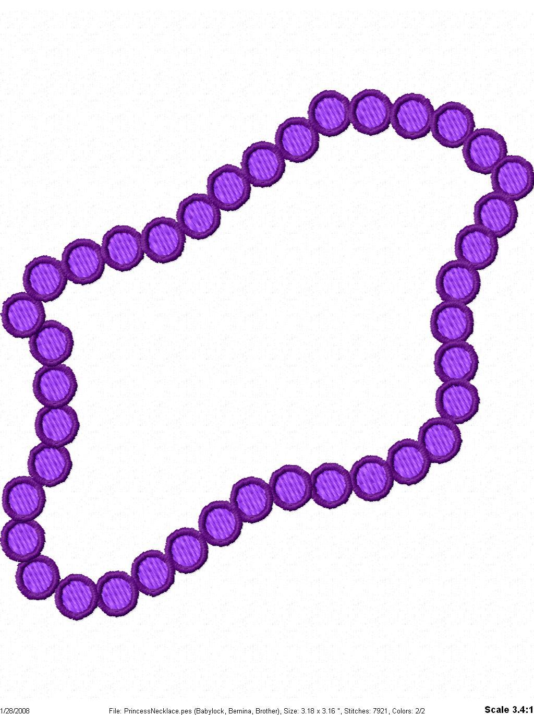 Jewelry pearl clip art