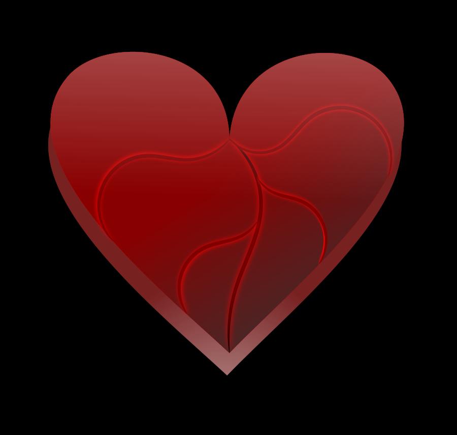 Broken heart 4 clipart vector clip art free
