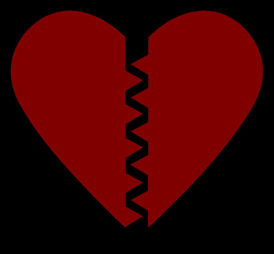 broken hearts clipart vector clip art free design image #33699