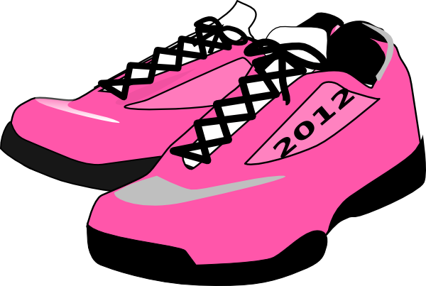 Track shoe clipart free 2 clipartcow 2