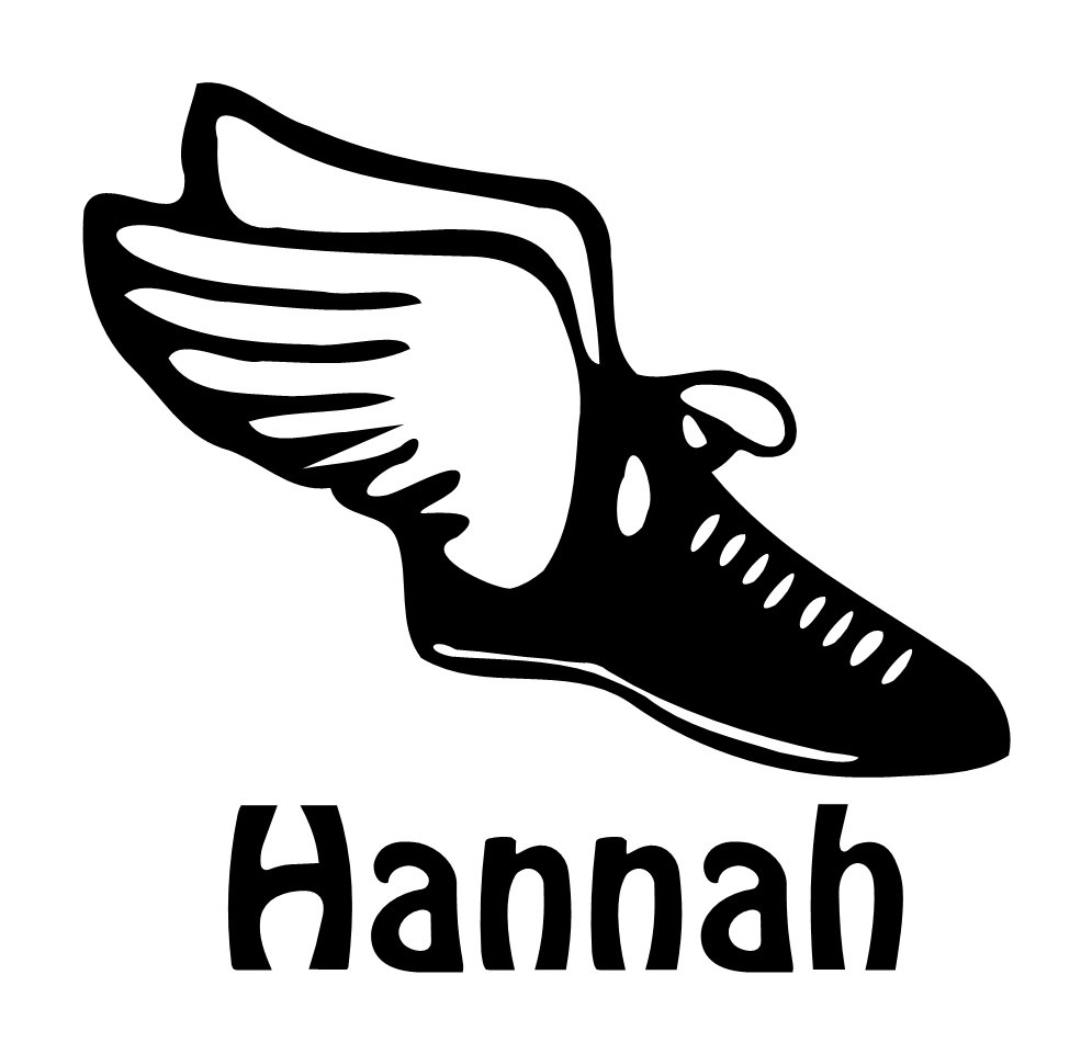 Track shoe with wings 6 clip art